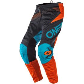 O'Neal Element Pantaloni Uomo, grigio/arancione